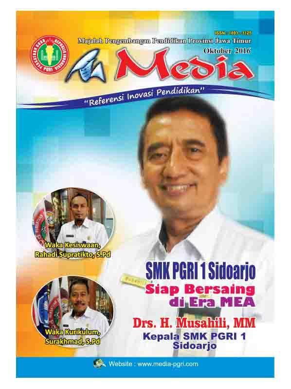 Majalah Media Bulan Oktober 2016