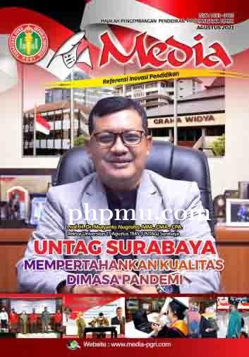 Mejalah Media Edisi Agustus 2021