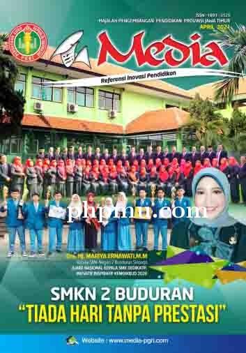 Mejalah Media Edisi April 2021