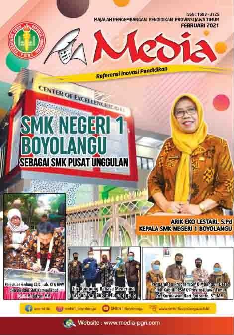 Mejalah Media Edisi Februari 2021