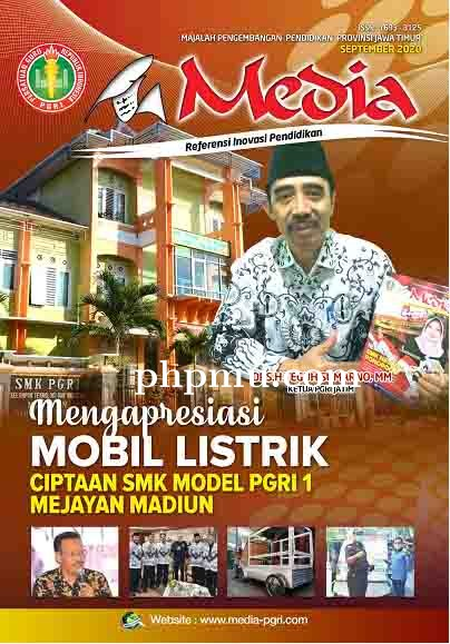 Majalah Media Bulan September 2020