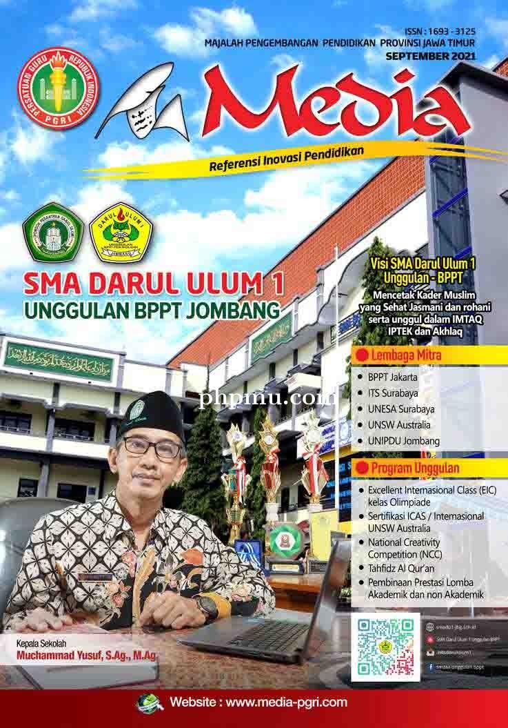 Mejalah Media Edisi September 2021