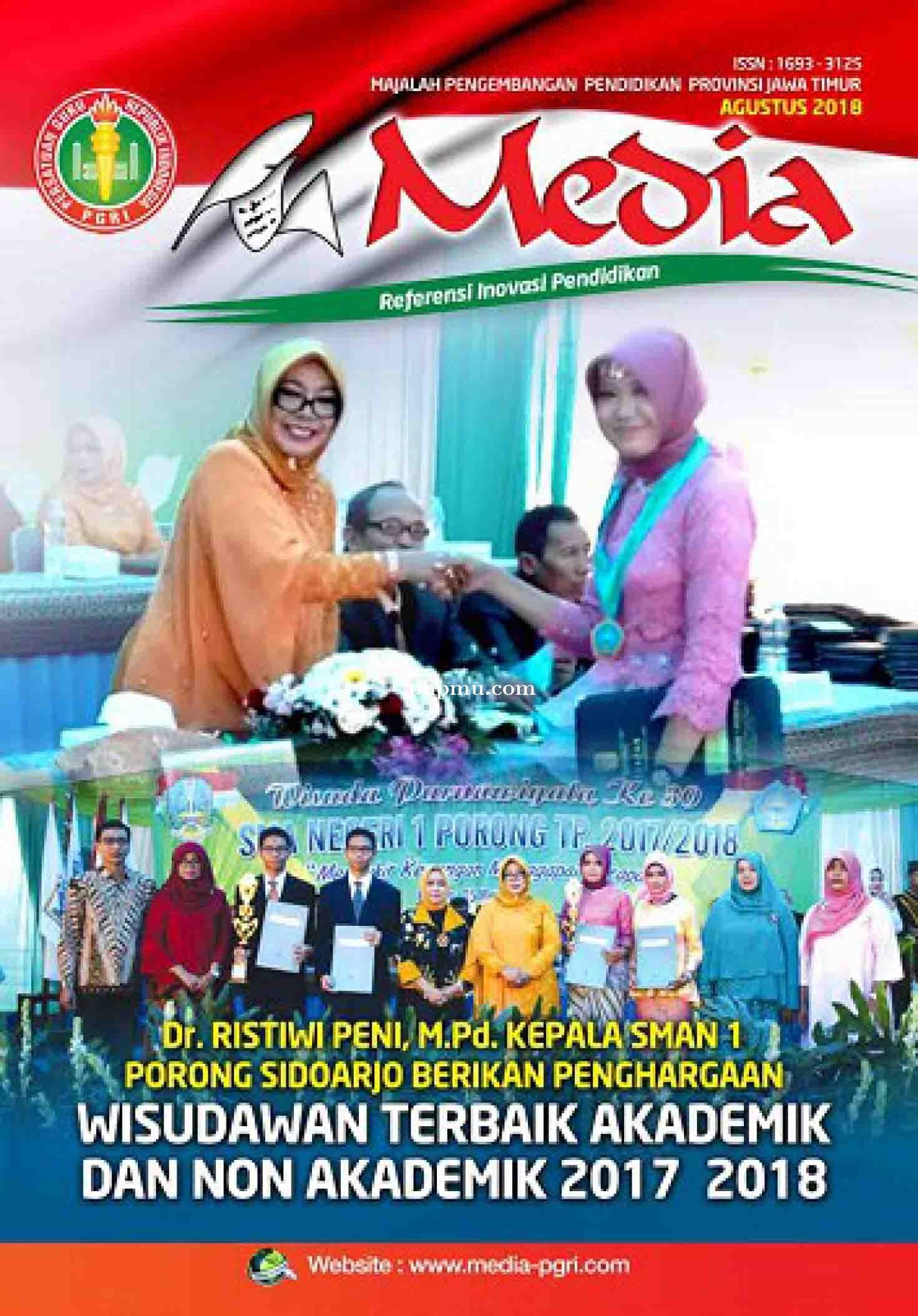 Majalah Media Bulan Agustus 2018