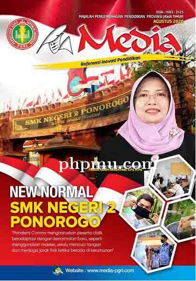 Majalah Media Bulan Agustus 2020