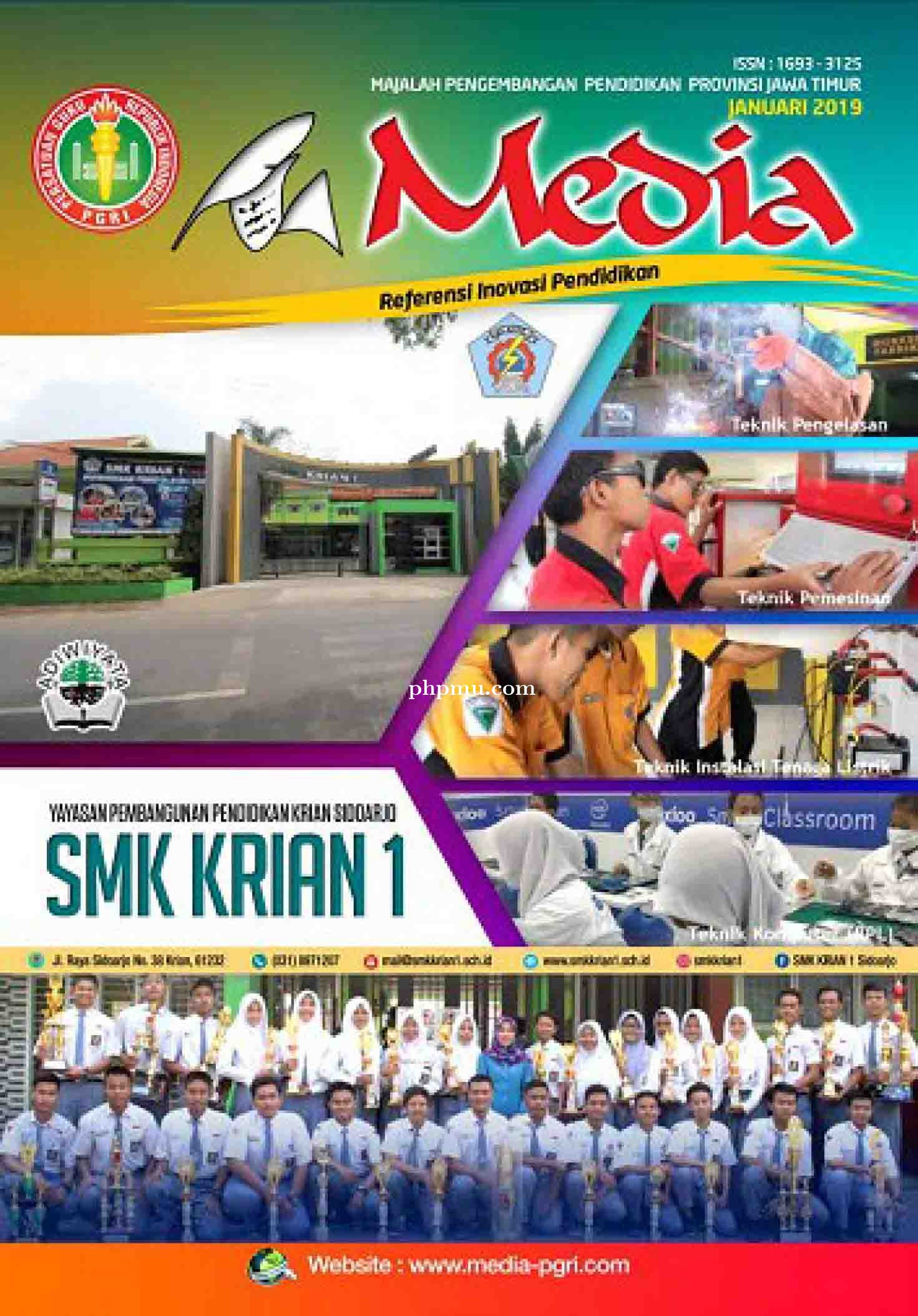 Majalah Media Bulan Januari 2019