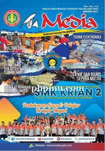 Majalah Media Bulan Januari 2021