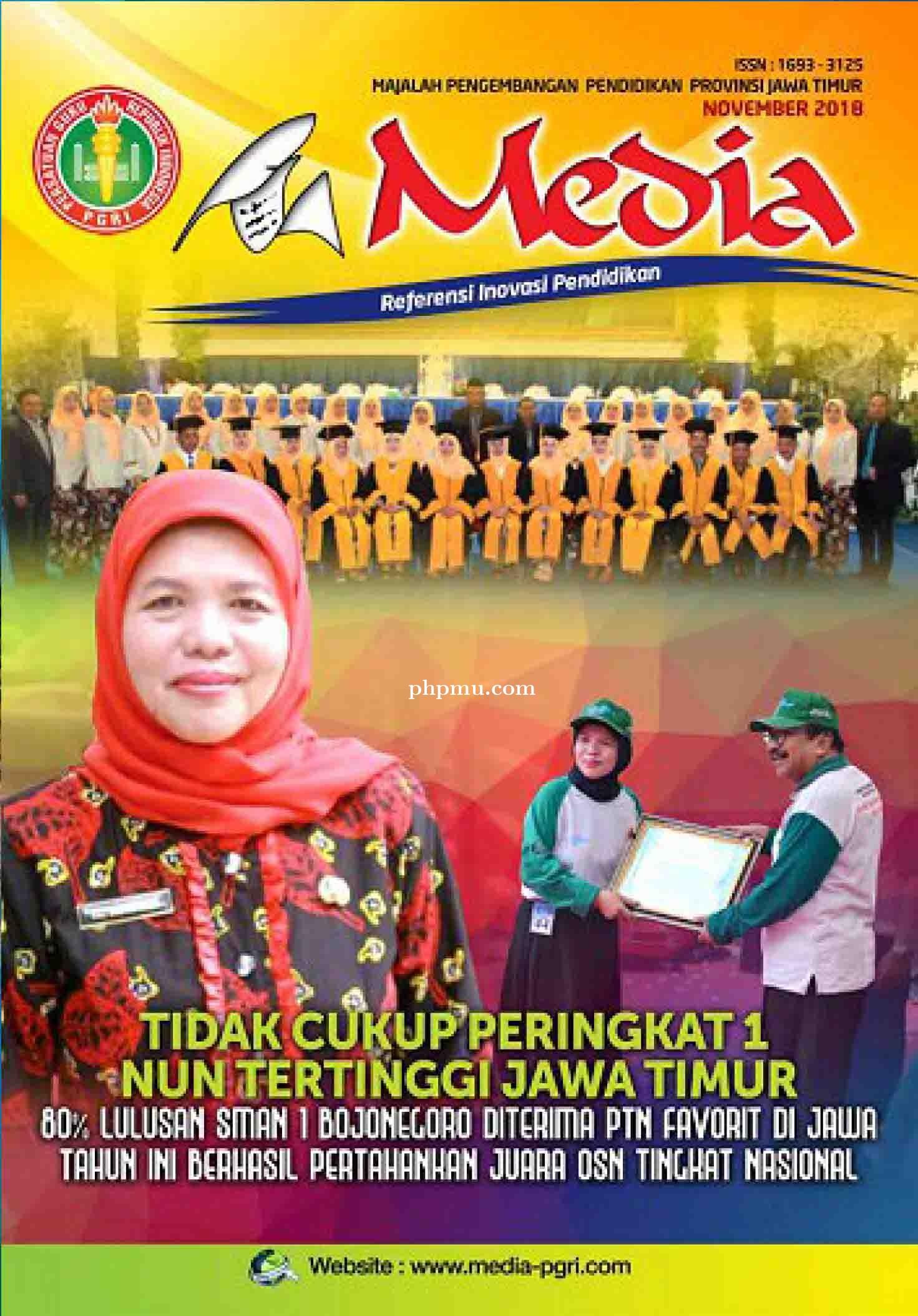 Majalah Media Bulan November 2018