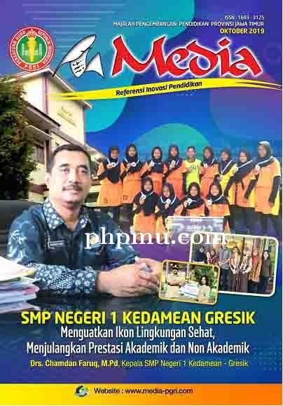 Majalah Media Bulan Oktober 2019