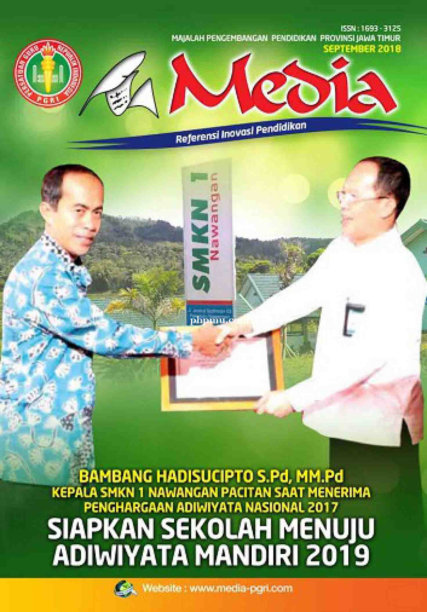 Majalah Media Bulan September 2018